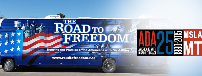 The Road to Freedom Bus will be visiting Missoula, MT on July 4th at Caras Park. Come join in a celebration of independence for all Americans from 10am until 2pm.