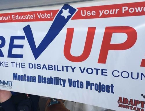 REV UP! (Register, Educate, Vote – Use your Power!)